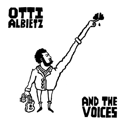 Otti Albietz – And The Voices [cover art]
