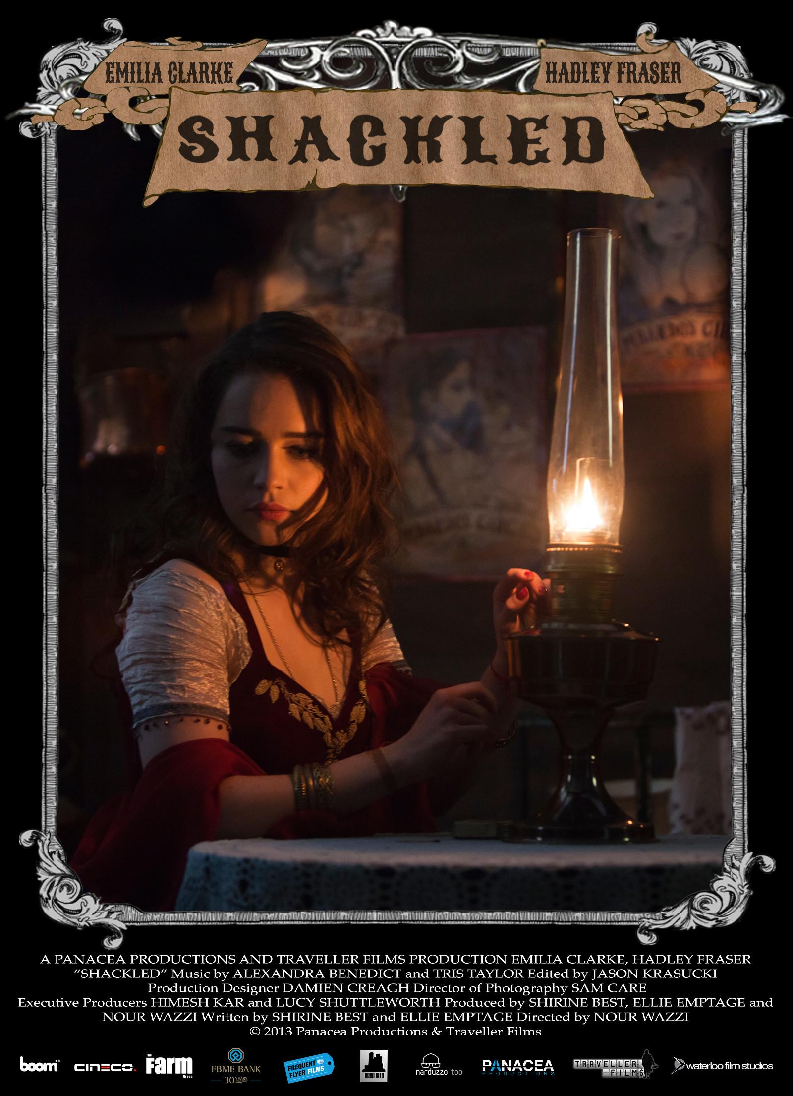 Shackled –film poster