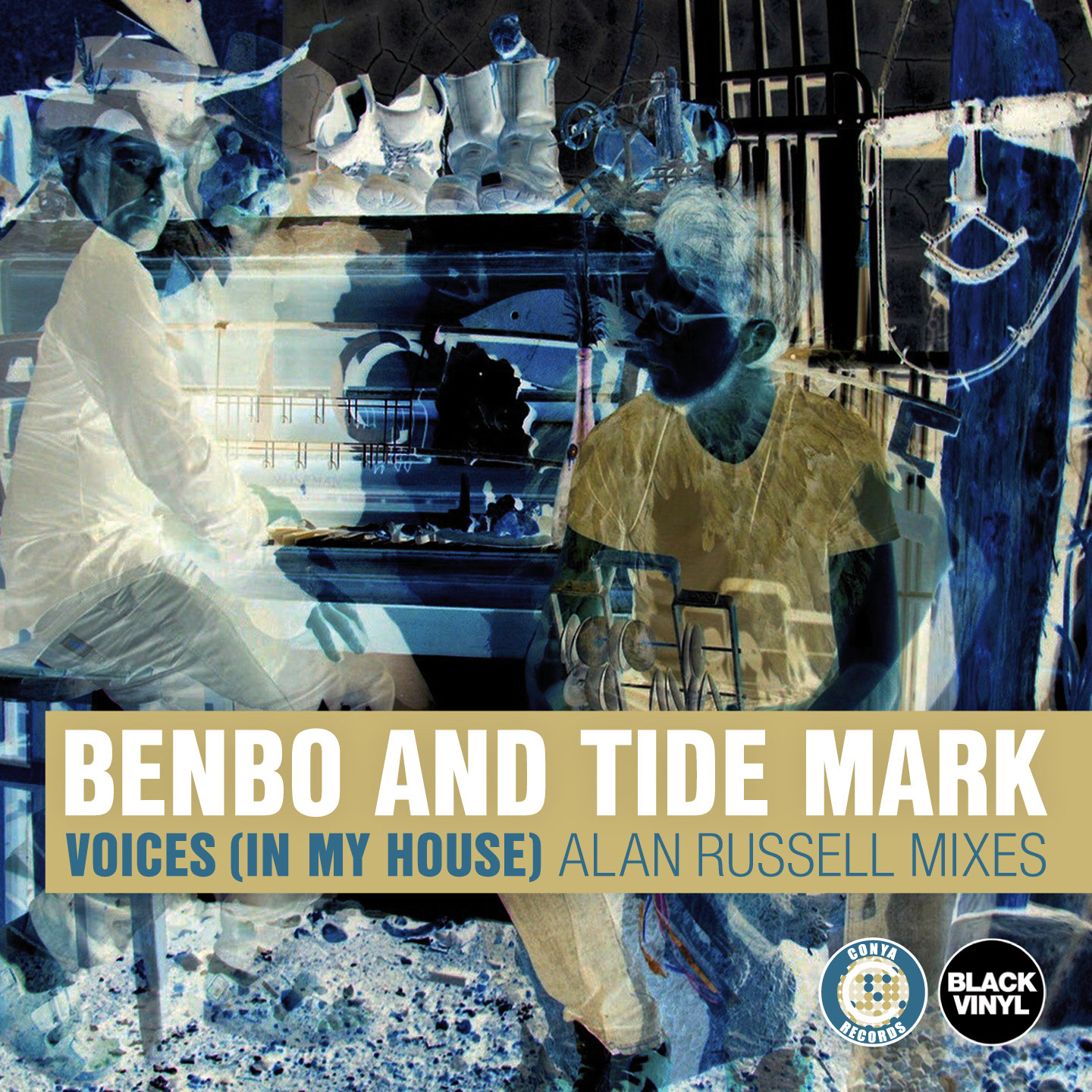 Benbo & Tide Mark: Voices (In My House)