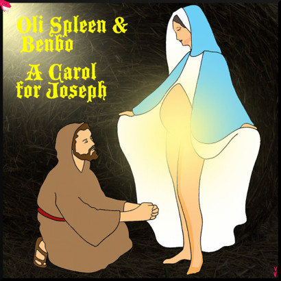 [P1NKLVZRD] Oli Spleen & Benbo – A Carol For Joseph [cover art]