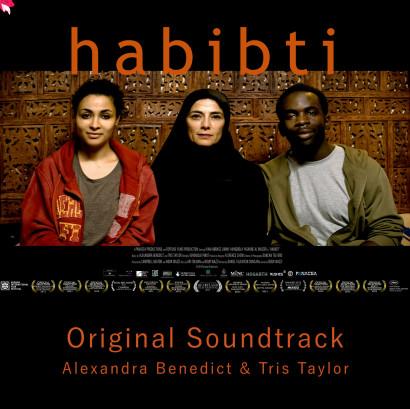 Alexandra Benedict & Tris Taylor: Habibti – Original Soundtrack (PLM Soundtracks PLMS2)