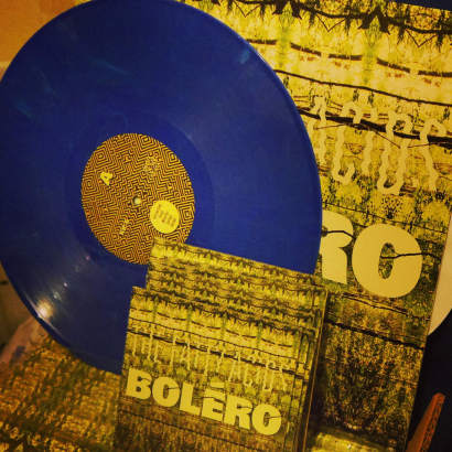 The Fatty Acids: Boléro (vinyl & CD)