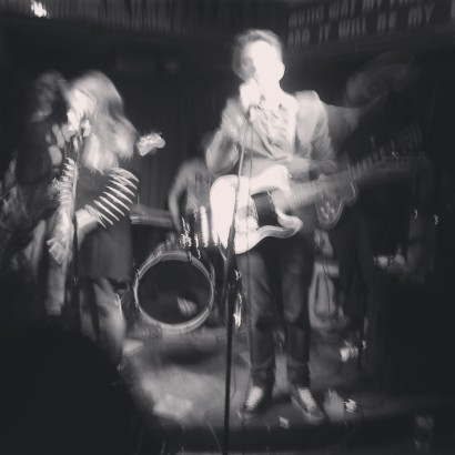 Benbo + the band –John Kye, Hannah Clark, Francesco Menegat, Red Lionn, Otti Albietz