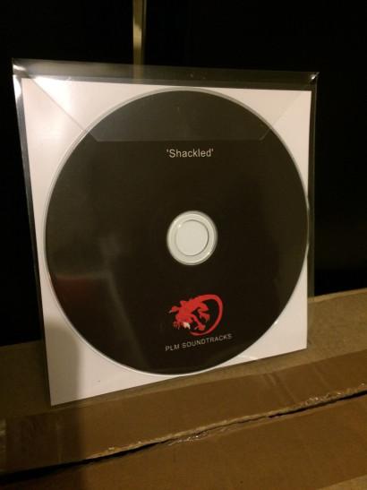 Shackled – CD (CD body)