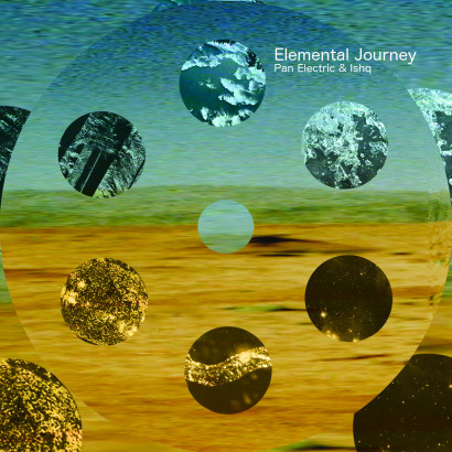 Pan Electric & Ishq: Elemental Journey (cover art)