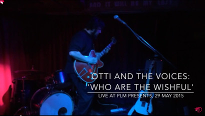 Otti And The Voices – Who Are The Wishful – live at PLM Presents