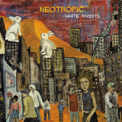 Neotropic: White Rabbits (cover art)