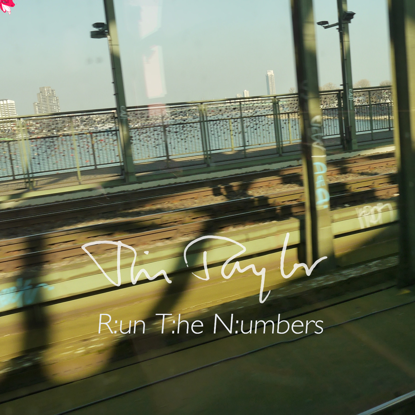 Tris Taylor: Run The Numbers (cover art)
