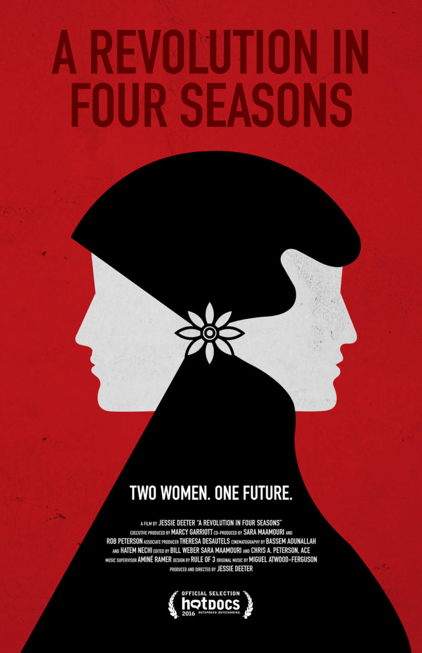A Revolution In Four Seasons (film poster)
