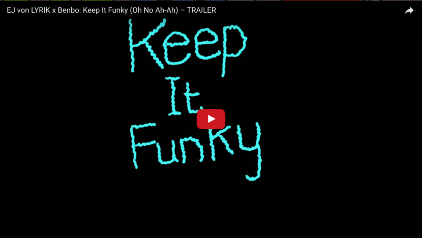Keep It Funky video screencap